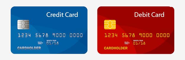 Credit / debit Card